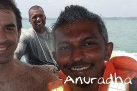 Anuradha - Cross Country Travels Sri Lanka