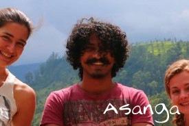 Asanga - Cross Country Travels Sri Lanka