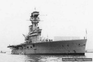 HMS Hermes 9