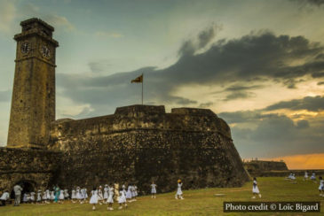 Galle Fort - Sri Lanka
