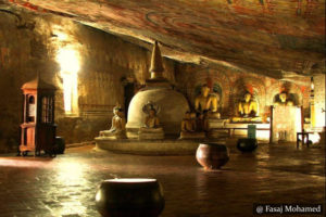 Dambulla - Royal Cave Temple