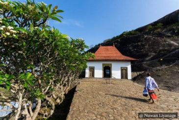 Dambulla - Royal Cave Temple