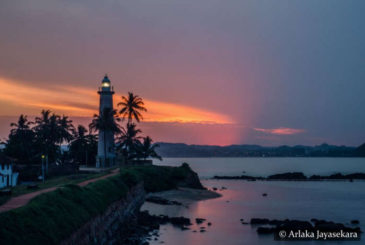 Sunrise Galle Sri Lanka