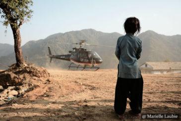 Helicopter rides Sri Lanka