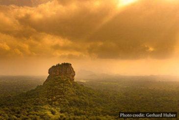 Sigiriya UNESCO Rock Fortress Sri Lanka