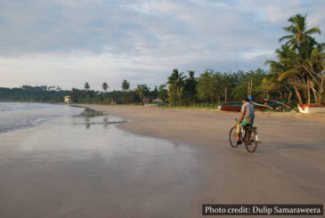 Cycling - Batticaloa