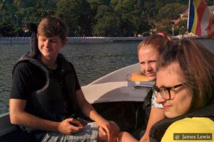 Boating - Kandy Lake