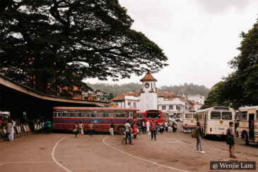 Kandy Bus Stand