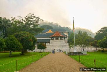 Sri Dalada Maligawa Kandy Sri Lanka
