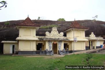 Aluthapola Temple Sri Lanka