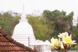 Aluthapola Temple - Sri Lanka