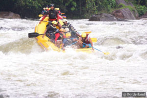 Water Rafting - Kitulgala