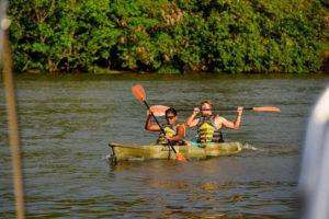 Kayaking - Bentota Beruwala