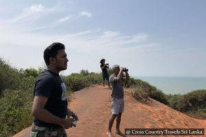 Wilpattu National Park - Thambapanni - Kudiramalai Point - Sri Lanka