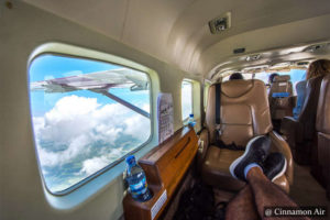 Cinnamon Air Sri Lanka