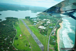 Koggala airport Sri Lanka