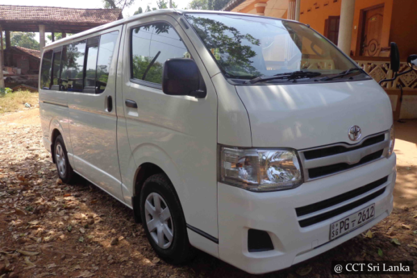 Rent a Van Sri Lanka