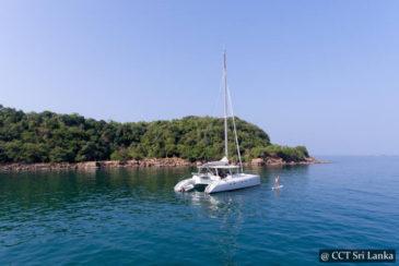 Sailing Sri Lanka