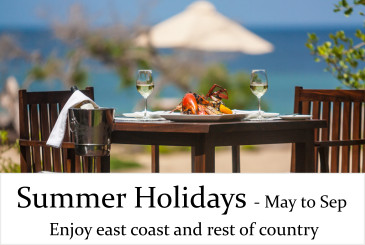 Summer Holidays - Sri Lanka