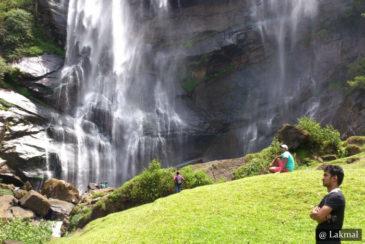 Bomburuella Waterfall