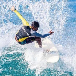 Surfing Lessons - Lakshitha