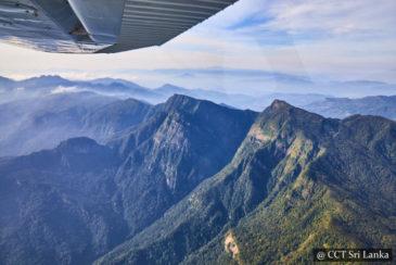 Hill Country Flying Sri Lanka