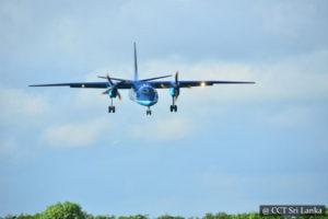 Domestic Flight Fleet - Sri Lanka