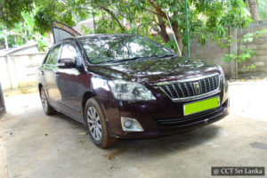 Rent a car Sri Lanka