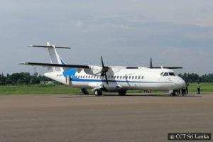 Domestic flight Sri Lanka