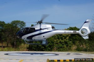 Domestic helicopters Sri Lanka