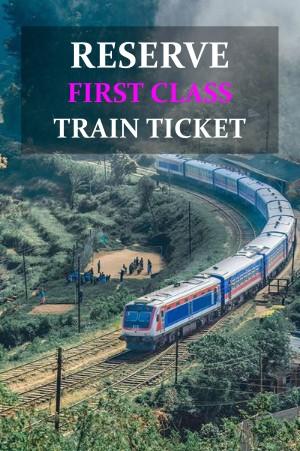 Reserve train tickets Sri Lanka