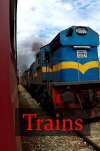 Trains Sri Lanka