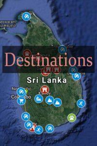 Destinations Sri Lanka