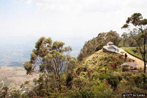 Visit Lipton's Seat viewpoint